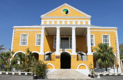 Falmouth Court House, Jamaica
