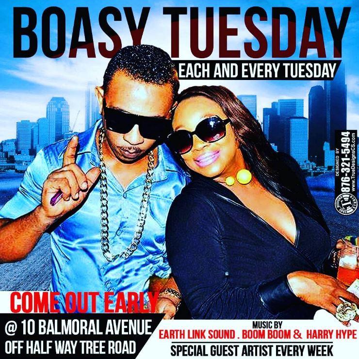 Boasy Tuesday
