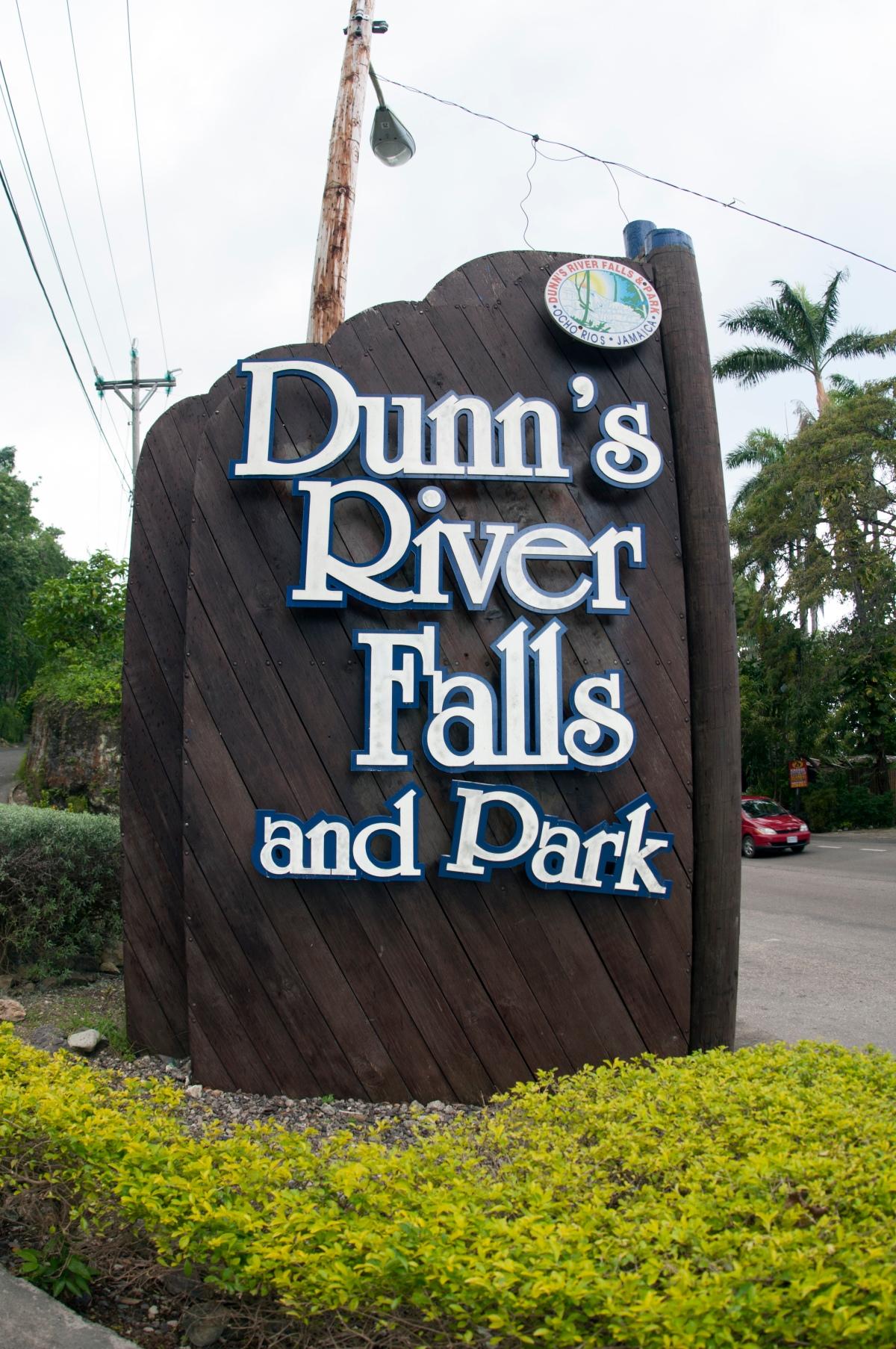 Dunn's River Falls & Park Ocho Rios,Jamaica…
