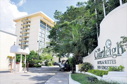 Courtleigh Hotel