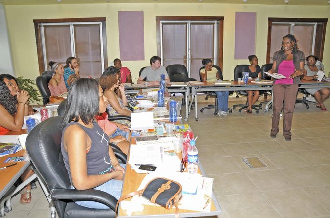 Interactive Jamaican Patwa Language Session In Kingston