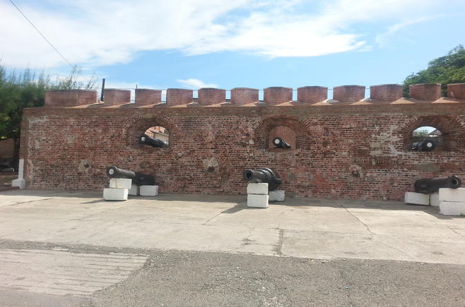 Port Royal Heritage Tour In Kingston