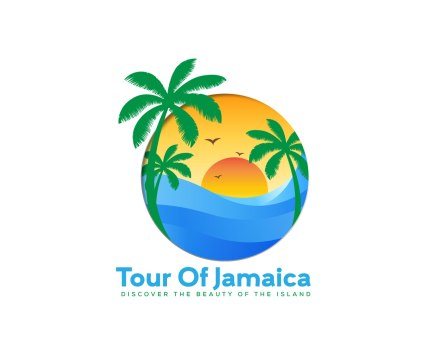 Tour Of Jamaica Logo